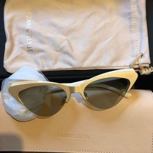 Bonnie Clyde Layer Cake Sunglasses